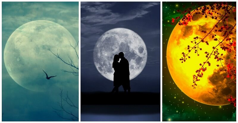 Válassz egy holdat, és tudd meg, mit tartogat számodra az ősz!
