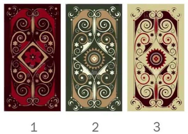Válassz egyet a kártyák közül és olvasd el az égiek üzenetét!