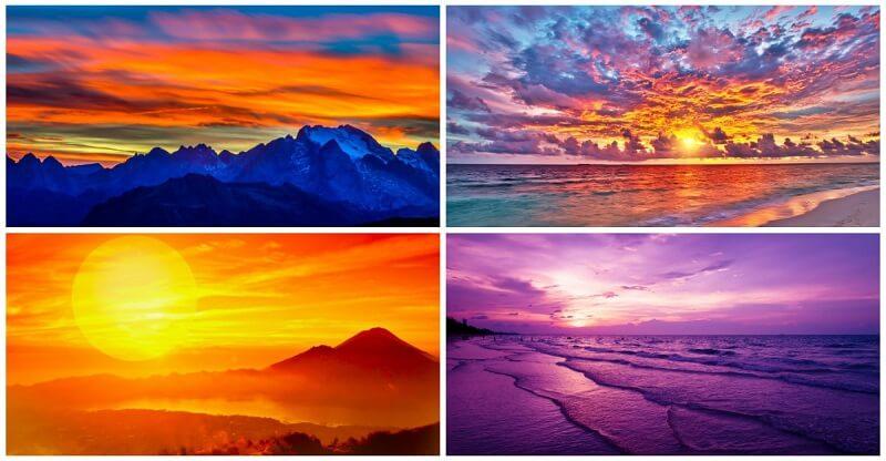 Válassz egy naplementét és deríts ki mire van a leginkább szükséged júliusban!