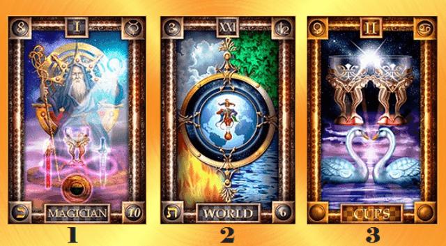Válassz egy tarot kártyát és csodás választ kapsz!