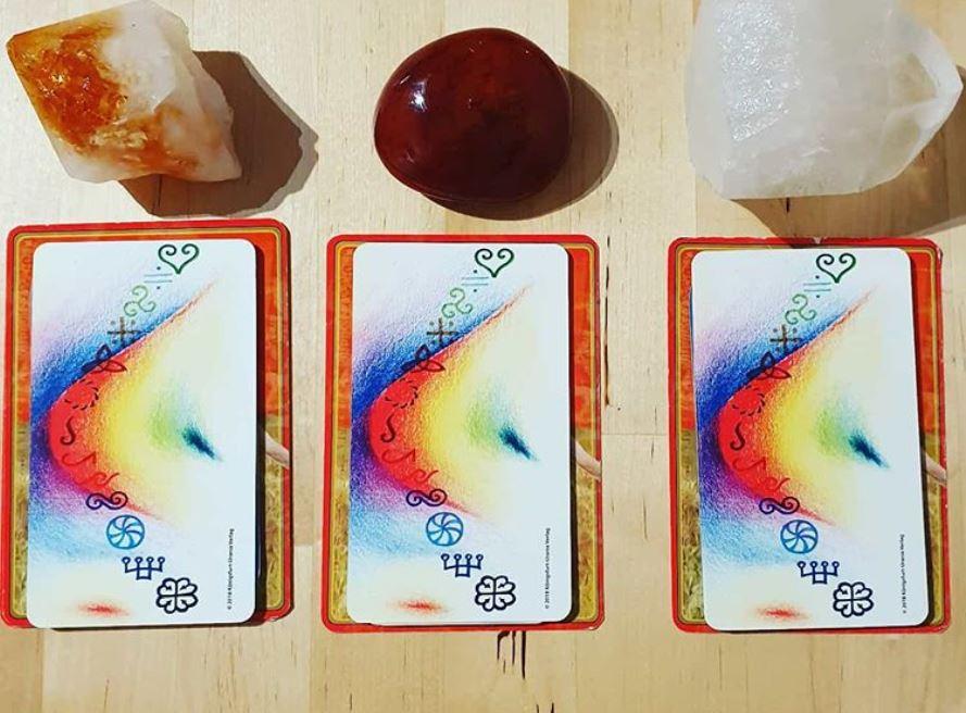Válassz egy kártyát, hogy megkapd azt az üzenetet, amire most épp szükséged van!