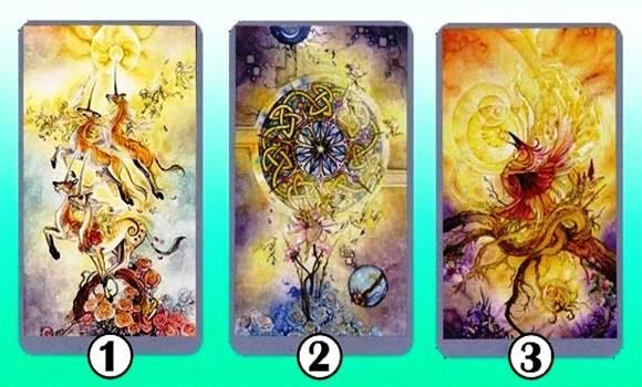 Válassz egy kártyát és ismerd meg az üzenetét!