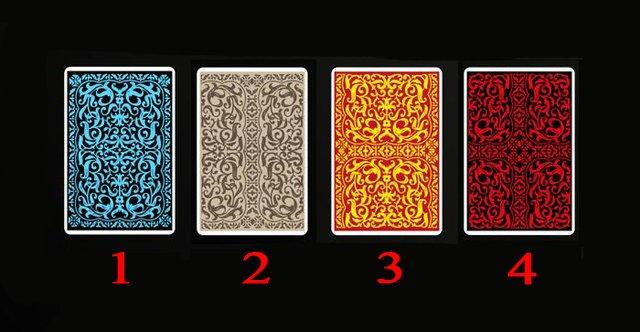 Válassz egy kártyát a négyből! Erre számíthatsz hamarosan!