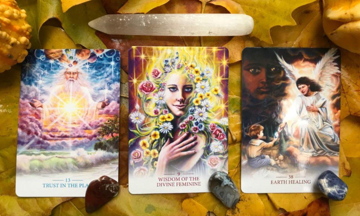 Válassz egyet a mágikus angyalkártyákból és tudd meg, hogy mit üzen Neked!