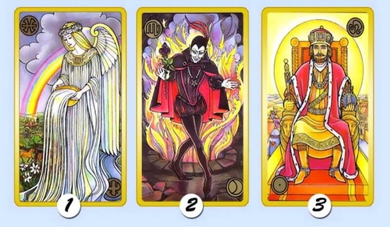 Válassz egy kártyát, és megtudhatod, milyen érzelmek várnak rád a közeljövőben!
