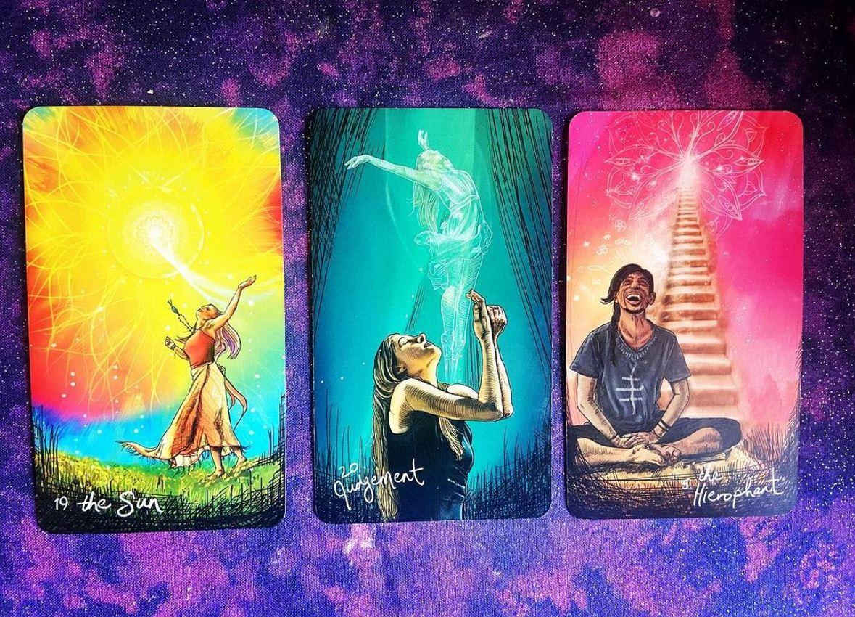 Válassz egy kártyát és fedezd fel, milyen áldások várnak rád a héten!