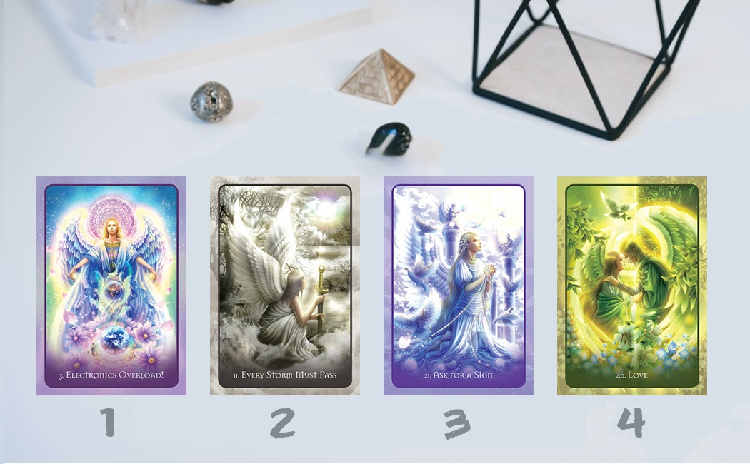 Válassz egy csodálatos kártyát, hogy megtudd mit üzen Neked!